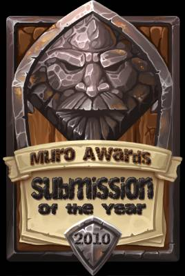 Submission of the Year 2010