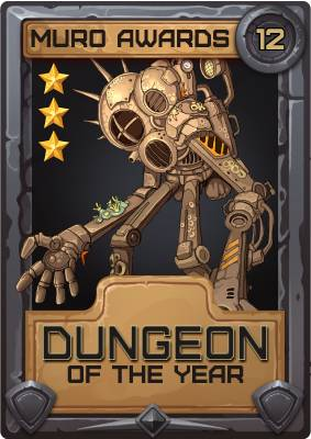 Dungeons of the Year 2012