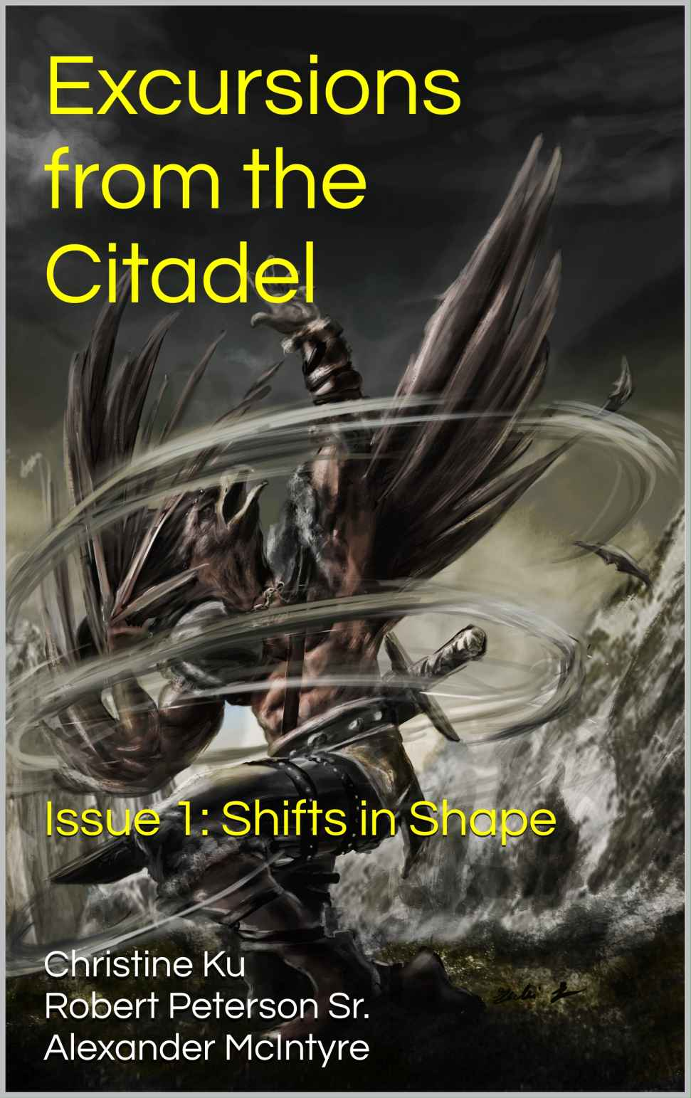 Excursions from the Citadel: Issue 1: Shifts in Shape