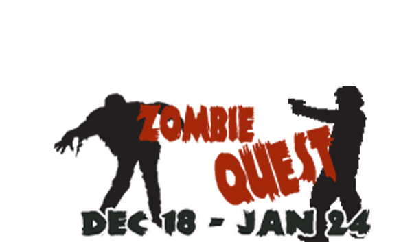 Quest - Zombies (the apocalyptic kind)